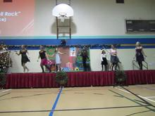 Gr. 5-8 Girls Christmas Concert Dance Performance