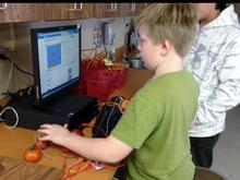 Makey Makey Game Controller Fruits and Veggies