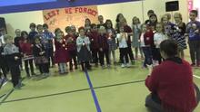 K-2 Light A Candle For Peace